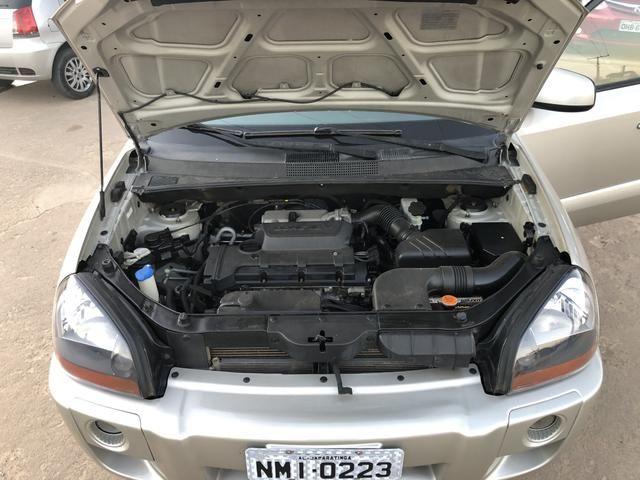 Hyundai/ tucson gls automático 2012 - Foto 9
