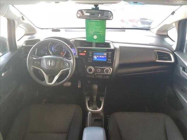 HONDA FIT 1.5 EX 16V FLEX 4P AUTOMÁTICO - Foto 7