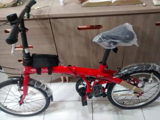 Bicicleta Dobrável Durban eco