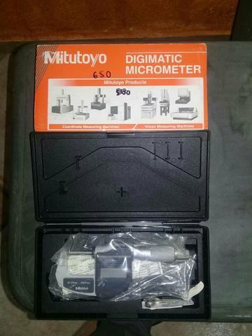 Micrometro digital mitutoyo - Foto 2