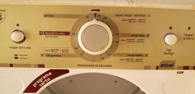 Secadora Brastemp 10kg roupa - Foto 3