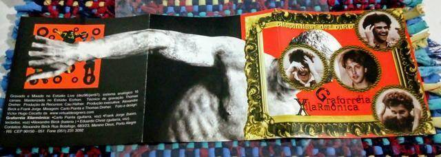CD Graforréia Xilarmônica - Chapinhas De Ouro - Foto 6