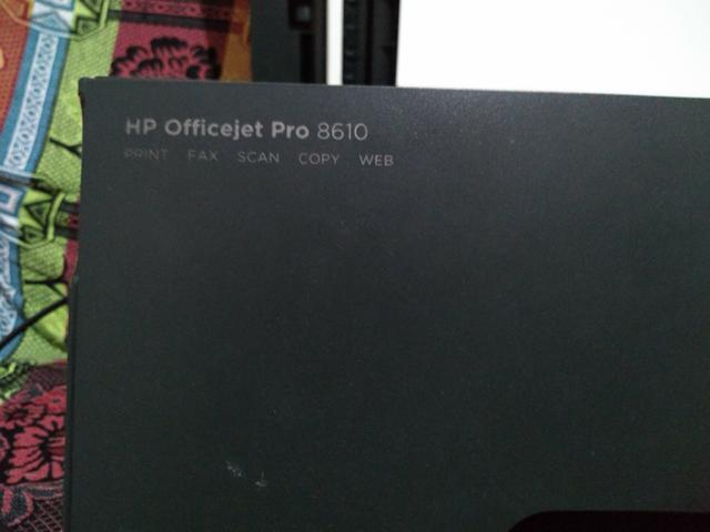 HP Office jet Pro 8610