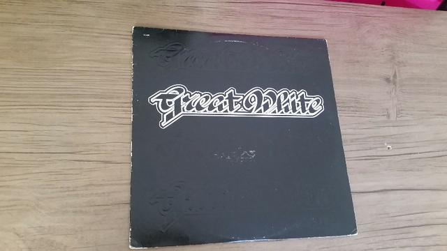 Lp Disco Vinil Great White Importado Hard Rock - Foto 2
