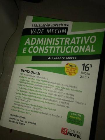Vade Mecum - Administrativo e Constitucional - Foto 2