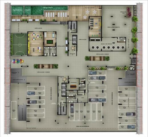 Cond. Good Life 1, 2 e 3 quartos em Jatiuca na 3 Quadra *Pag. Facilitado - Foto 11