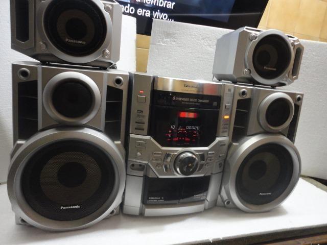 DVD Stereo System Panasonic
