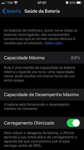 Iphone SE 64gb, Prata - Foto 5