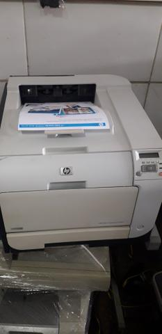 Impressora HP color