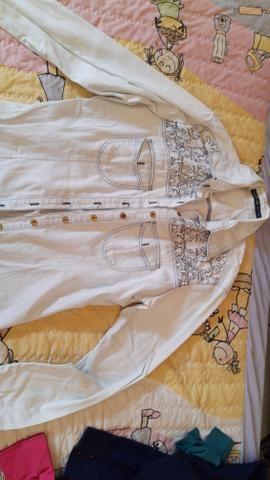 Camisa Social Feminina - Foto 3