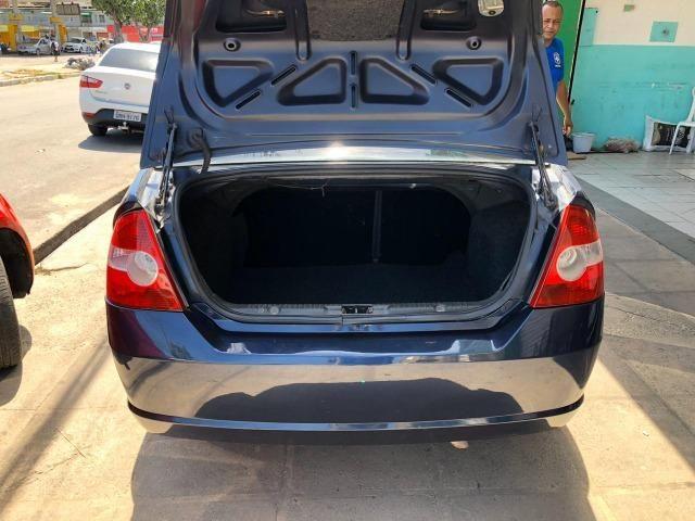 Fiesta Sedan 1.6 Flex 2005 (R$: 2.900,00 + 48 x 398,00) - Foto 7