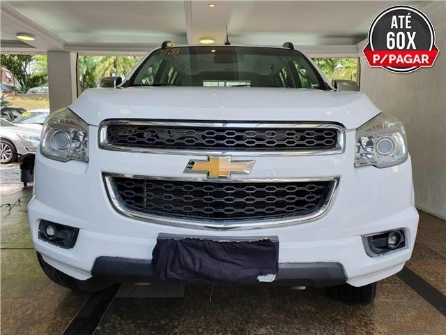 Chevrolet Trailblazer 3.6 ltz 4x4 v6 gasolina 4p automático - Foto 3