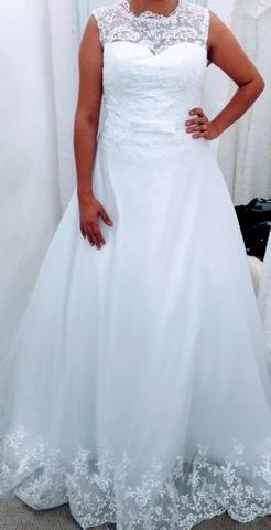 Vestido de noiva. Excelente oportunidade, nao perca está chance!!!