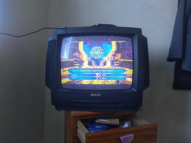 Vendo duas TV's por 180 - Foto 2