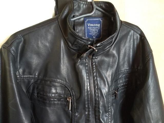 Jaqueta masculina em Courino Vmong - Foto 3