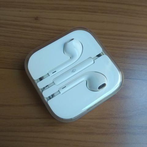 Fone Apple earpods novo