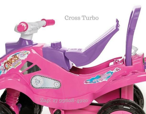 Carro de Passeio Cross Turbo Calesita em 12x de R$35,75 Sem Juros - Foto 6