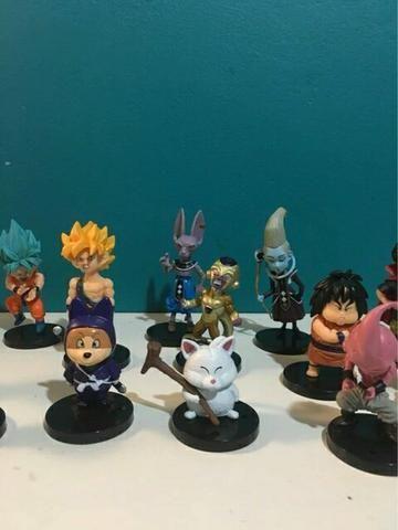 Boneco Dragon Ball Z Goku Vegeta Freeza Valor unidade - Foto 3