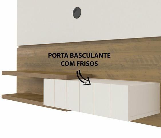 Painel Monza Pinho ou Amendoa com Off White Direto de Fabrica - Foto 4