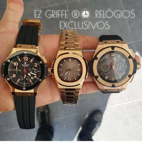 348ed263b071e Relógios de LUXO ® Melhor    do RS CONSULTE - Bijouterias, relógios ...