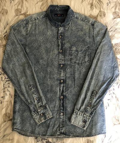 Camisa Pool jeans - Roupas e calçados - Caiçaras 8064f336cc7d8