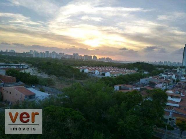 Apartamento residencial à venda, Manoel Dias Branco, Fortaleza. - Foto 5