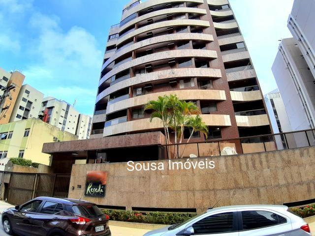 Ótimo apartamento! 3/4 duas suítes! 119 m ponta verde!
