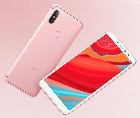Smartphone xiaomi redmi s2 rosa 32gb 3gb ram original