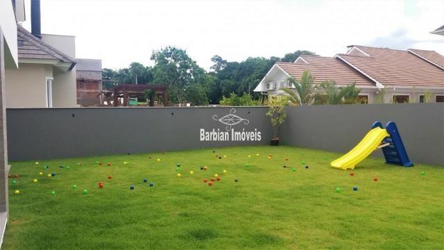 Barbian Imóveis - Casa em condomínio fechado com 4 suítes - Santa Cruz do Sul - Foto 5
