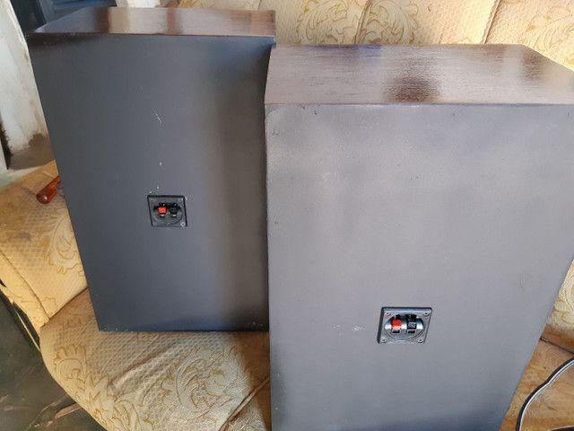 Caixas acústicas vintage gradiente   - Foto 4