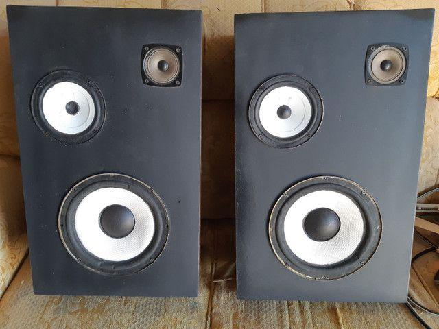 Caixas acústicas vintage gradiente   - Foto 3