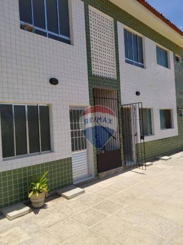 Apartamento com 3 dormitórios para alugar, 53 m² por R$ 800,00/mês - Jardim Atlântico - Ol