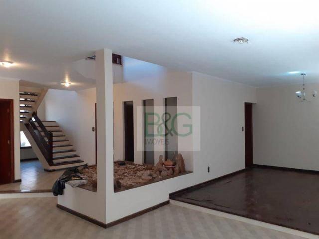 Casa com 4 dormitórios à venda, 414 m² por R$ 1.200.000,00 - Jardim São Paulo - Rio Claro/ - Foto 18