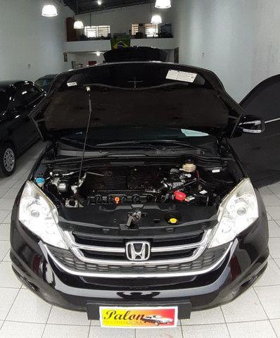 CR-V EXL - 4x4 - Automático + Couro + Teto - 2011 - Parcelas de R$1.118,00 - Foto 18