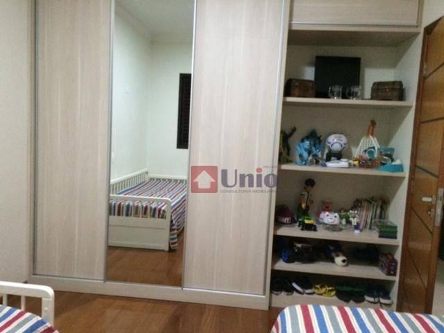 Apartamento com 3 dormitórios à venda, 138 m² por R$ 620.000,00 - Castelinho - Piracicaba/ - Foto 5