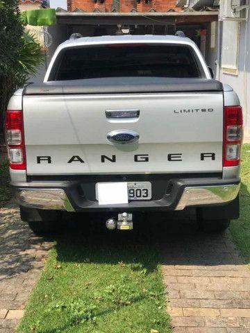 Compre Ford Rnger 3.2 Limited 2015 no boleto!!! - Foto 4