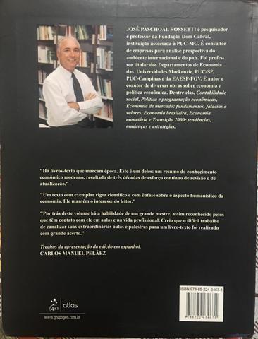 Livro Introdução à Economia - Foto 3