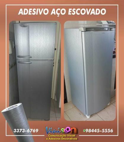Renove sua geladeira com qualidade gastando pouco - Foto 2