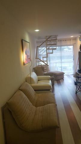 Apartamento cobertura 4 quartos piscina, sauna, academia,garagen - Foto 11