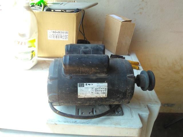Vendo motor de betoneira - Foto 2