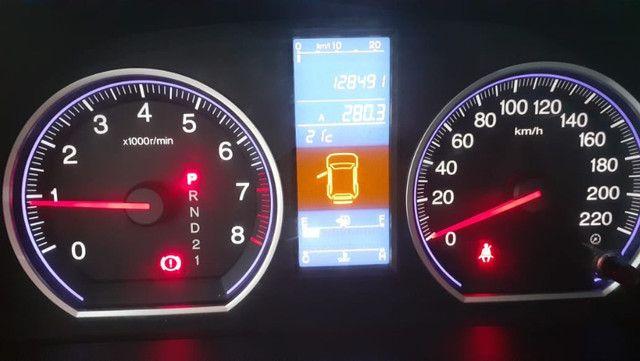CR-V EXL - 4x4 - Automático + Couro + Teto - 2011 - Parcelas de R$1.118,00 - Foto 11