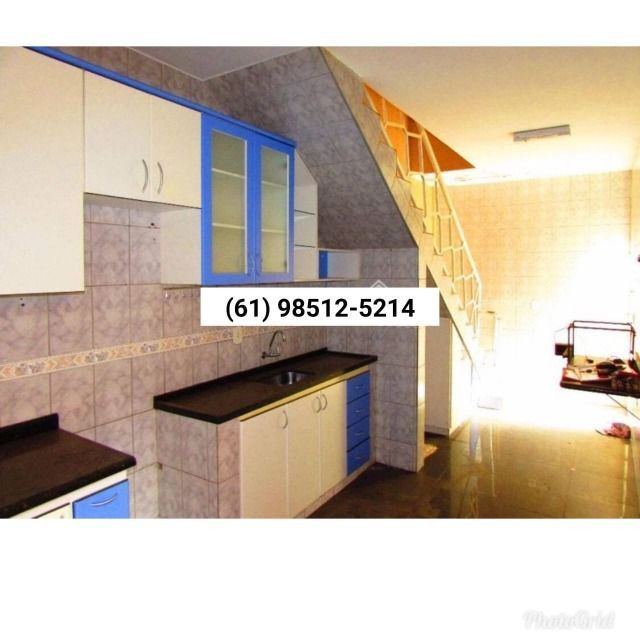 Aluga-se casa sobrado QR 502 samambaia - Foto 3