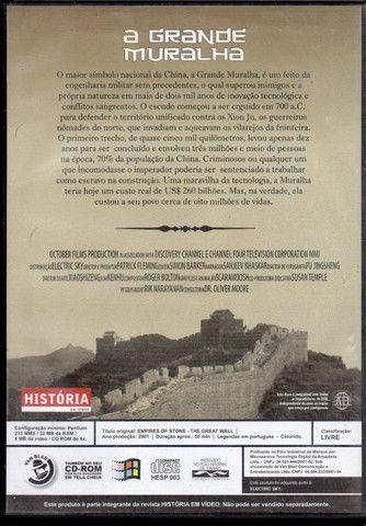 Dvd - A Grande Muralha (da China) - Foto 2