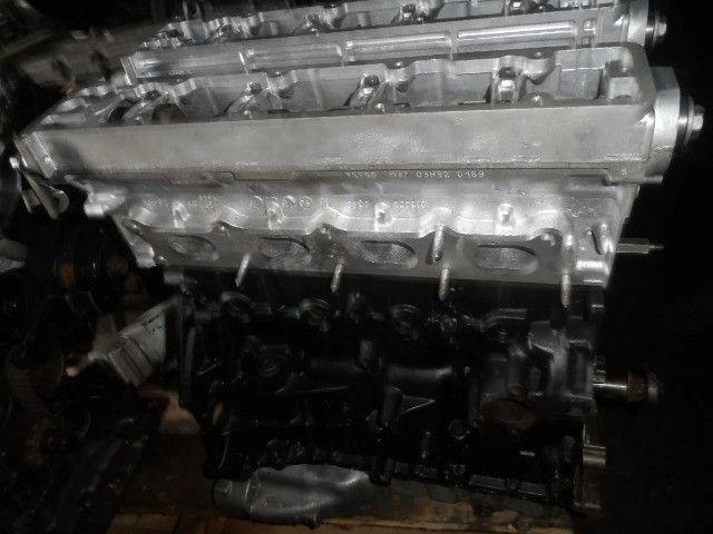 Motor Parcial Base De Troca Peugeot 406 2.0 16v N°3048 - Foto 2