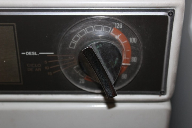 Secadora / Brastemp / Bsh61e16 / 220V / em Metal Branco (precisa de revisão) - Foto 5
