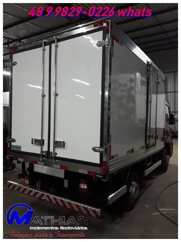 camara frigorifica de todos os tamanhos para todos os tipos de caminhoes  - Foto 2