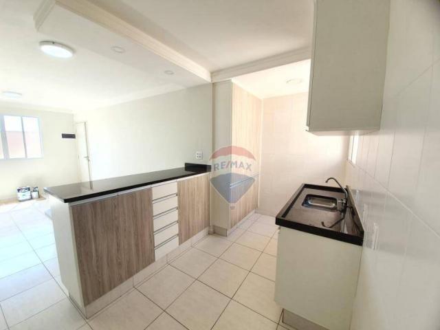 Apartamento com 2 dormitórios para alugar, 65 m² por R$ 1.296,00/mês - Jardim Bertioga - V - Foto 9