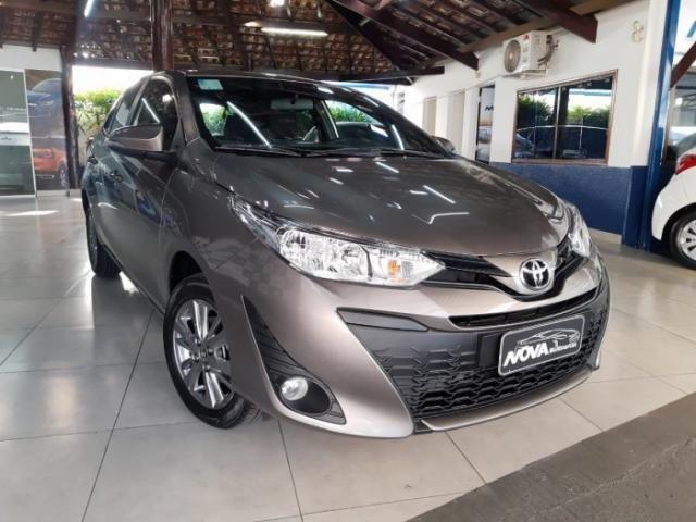 Toyota yaris 2020 1.3 16v flex xl plus tech multidrive - Foto 3