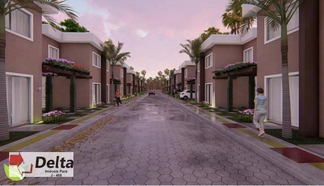 Casa com 2 dormitórios à venda, 80 m² por R$ 225.000,00 - Águas Lindas - Ananindeua/PA - Foto 3