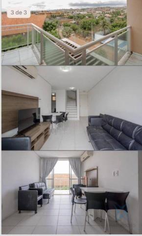 Apartamento com 3 dormitórios à venda, 113 m² por R$ 500.000,00 - Porto das Dunas - Aquira - Foto 7